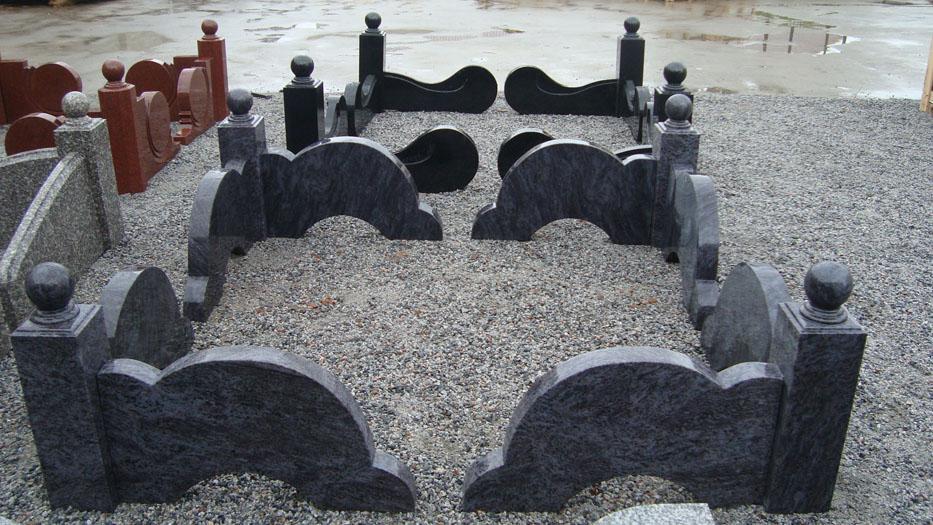 Ограда на могилу гранит заказать памятники гранитные белая церковь