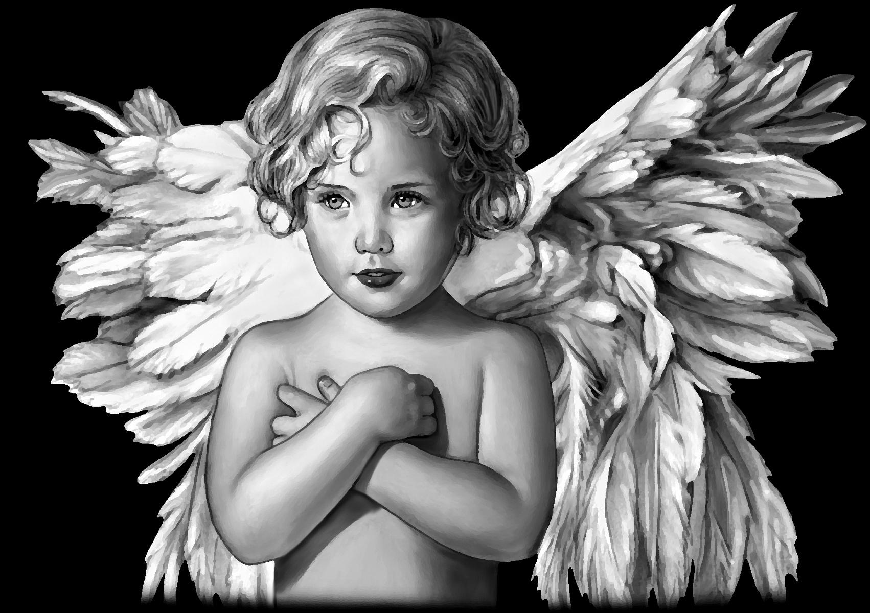 Ангелочки для памятника картинки
